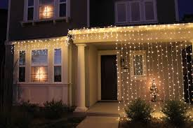 Exterior Christmas Lights Modern Outdoor Christmas Decorations Home Design
