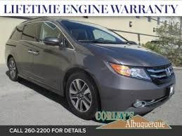 used honda odyssey vans for sale used honda odyssey for sale in albuquerque nm edmunds