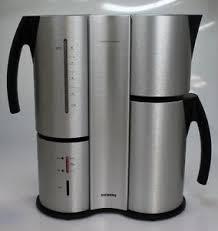design kaffeemaschine siemens porsche design tc91100 04 kaffeemaschine filterkaffee