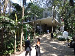 Jungle Home Decor Concrete And Jungle São Paulo U0027s Glass House U2013 From Brazil