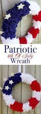 patriotic wreath tutorial best 4th of july wreath decor