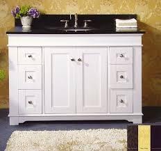 Bathroom Decor New  Inch Bathroom Vanity  Inch Vintage - White 48 inch bath vanity