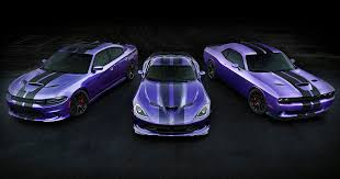 Dodge Viper Custom - dodge lets plum crazy live on and the hellcat gets new stripes