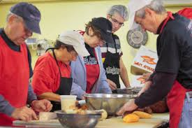 for new brunswick soup kitchen thanksgiving is just another day