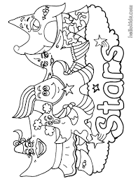 sea bird monster coloring pages hellokids com