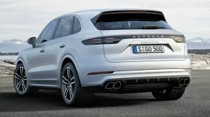 porsche suv turbo 2018 porsche cayenne turbo awesome 550 hp engine sound youtube