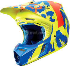 fox helmet motocross fox v3 marz s15 cross helmet motoin de