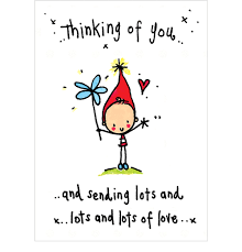 Thinking Of You Meme - thinking of you and sending lots and heits and lots of love love