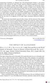 Edd Maps The Impact Of Alexander Wheatley P Baynham E Edd