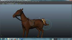horse modelling texturing shading rigging youtube
