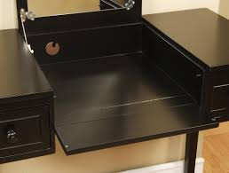 Linon Home Decor Vanity Set With Butterfly Bench Black Linon Best Linon Gold Metal Bar Cart With Linon
