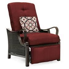 hanover outdoor outdoor luxury recliner walmart com