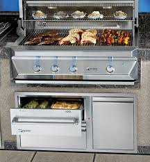 options for an affordable outdoor kitchen also stunning equipment