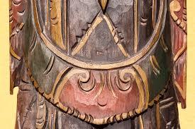 free photo bali carving temple guardian ornaments wood max pixel