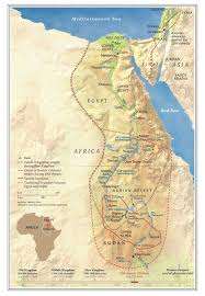 Map Of Egypt In Africa by Exploring Civilization Beyond The Walls U2013 National Geographic