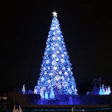 outdoor light up commercial trees buy commercial