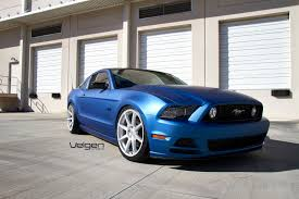mustang 5 0 weight matte blue ford mustang 5 0 velgen wheels vmb8 matte silver