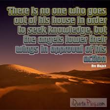 Seeking Wings Approved By Hadith