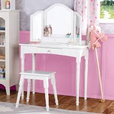Little Girls Play Vanity Bedroom Minnie Mouse Vanity Set Little Girls Vanity Toy Vanities