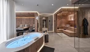 sauna im badezimmer badezimmer mit sauna und whirlpool cabiralan