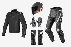 motorcycle riding leathers the best motorcycle gear for every rider hiconsumption