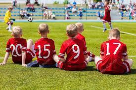 panchina di calcio calcio sport estate lettore giocare bambino gioco