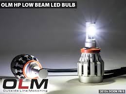 Led Light Bulbs For Headlights by Olm Led Headlight Bulbs Scion Fr S Forum Subaru Brz Forum