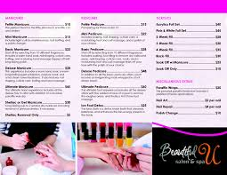 lapeer salon beautiful u salon u0026 spa
