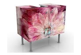 design waschbeckenunterschrank apalis design waschtisch grunge flower waschbeckenunterschrank