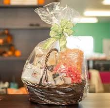 small gift baskets small gift basket mainstreet fudge and popcorn co in berlin ohio