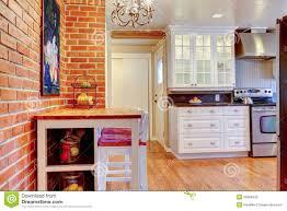 cuisine avec brique cuisine avec brique blanche chaios com