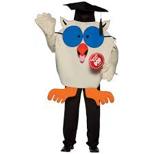 tootsie roll pop candy mr owl costume walmart com