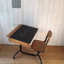 bureau enfant occasion bureau pupitre chaise d écolier toudou la redoute interieurs