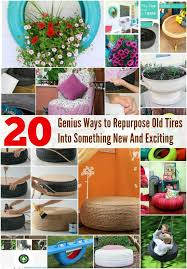 the decorative genius of repurposing places in the home 20 genius ways to repurpose old tires into something new and