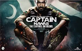 captain nawab movie released poster first look captain nawab movie