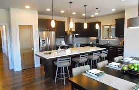 amazing mini pendant lights over kitchen island in interior decor