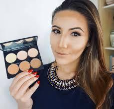 sleek makeup cream contour review u0026 tutorial through mona u0027s eyes