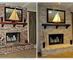 Home Decor Paints Best 25 Brass Fireplace Makeover Ideas On Pinterest Paint