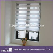 Roller Blinds Fabric Home Design Sheer Elegance Blinds Double Layer Transparent Roller