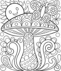 abstract coloring pages free printable coloring books craft