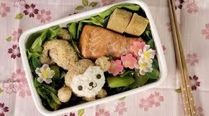 cuisine kawaii springtime bento kawaii monkey