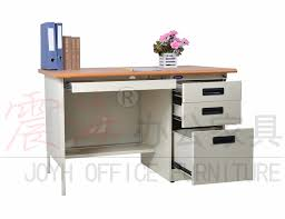 Metal Office Desk Low Price Steel Office Table Mdf Top Metal Office Desk For Sale