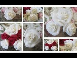 Where Can I Buy Rose Petals Diy Gorgeous Fabric Roses Super Easy Preeti Petals Youtube