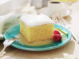 three milk cake postre de tres leches