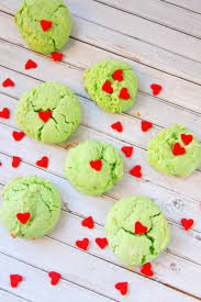 grinch cookie recipe momdot
