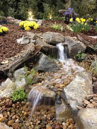 Waterfall Design Ideas Small Pondless Waterfall Design Ideas Pictures Remodel And