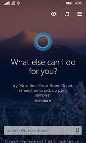 Home Design For Windows 8 Designer Creates Modern Version Of Cortana For Windows Phone
