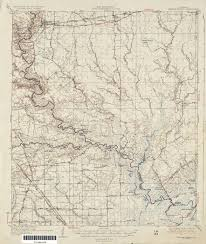 Map Of New Orleans Louisiana Louisiana Topographic Maps Perry Castañeda Map Collection Ut