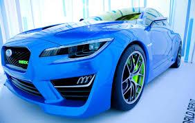 2016 subaru wrx turbo subaru wrx concept automotorblog