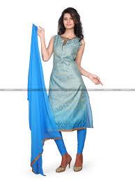 powder blue diamond work designer salwar kameez only on parisworld